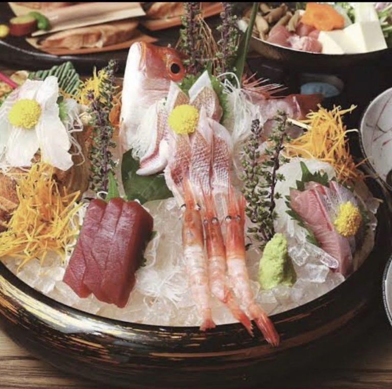 厳選海鮮料理は 味良し 質良し コスパ良し「居酒や蔵明」