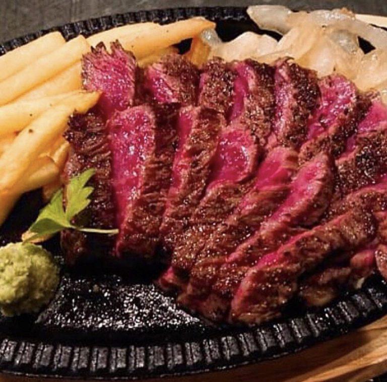 第1回上友会看板娘企画!上質な国産牛赤身肉が味わえる「ステーキダイニングブラン」の画像2