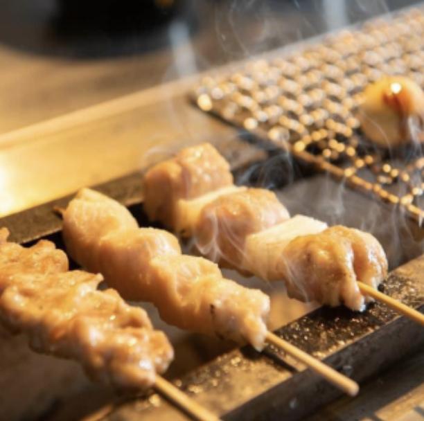 2020年12月1日オープン!備長炭で丹精込めて焼き上げた本格焼鳥を味わえる「炭火焼鳥 串幸」の画像2