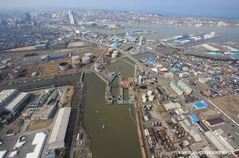 6月の新潟文化物語は「通船川」を特集! 水門が左右に開く、山の下閘門って何?