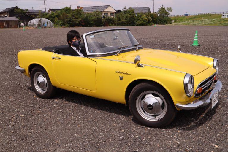 8月の新潟文化物語はクラシックカーの試乗体験をリポート!